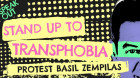 Protest against Basil Zempilas organised for this Saturday