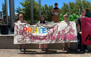 Rainbow Rebellion call on Pride WA to return to their protest roots