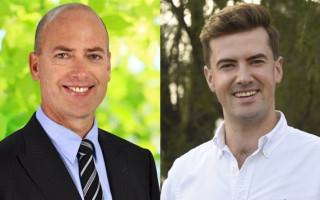 Dean Nalder and Zak Kirkup nominate for the Liberal leadership