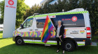 Get into Pride season by designing a 'Glambulance' for St John Ambulance