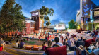 Perth Cultural Centre screen to be removed as part of revitalisation project