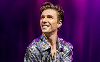 Meet Ethan Jones, the WAAPA graduate who will star in 'The Boy From Oz'