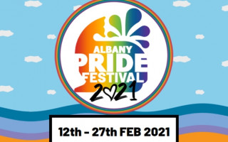 Albany Pride reveals huge two week celebration this February