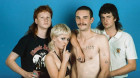 Amyl and the Sniffers deliver their take on 'Born To Be Alive'