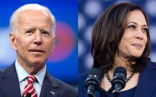 President Joe Biden & Vice President Kamala Harris sworn into office