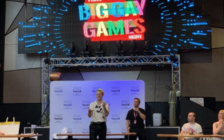 Review | Perth's Big Gay Games Night – Live Edition
