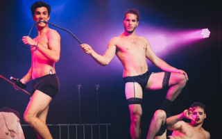 Elixir: Head First Acrobats return to Fringe World with sexy science