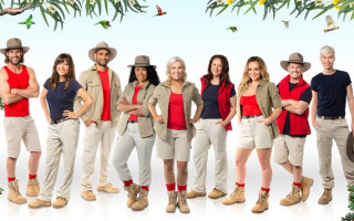 Paulini, Jack Vidgen and Mel Buttle are in 'I'm a Celebrity'