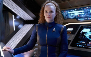 "'Star Trek' actor Mary Wiseman declares ""I'm here and queer"""