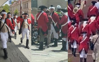 Red Coats on January 26 a cultural cringe for all Australians