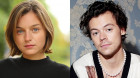 Emma Corrin and Harry Styles sign on for queer themed film