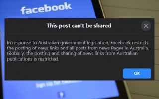 Facebook apologises for banning charity and health pages