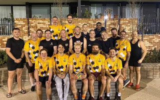 Perth Hornets kicking goals for queer inclusion on the footy field