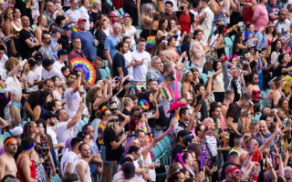 Sydney celebrates with a Covid-safe Gay and Lesbian Mardi Gras