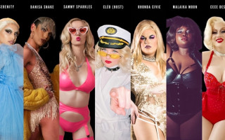 Cléo's Big Gay Cabaret returns with fourth fabulous lineup this weekend