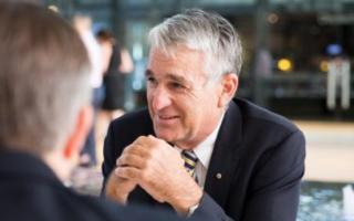 Former Nationals leader John Anderson's return to politics falls flat