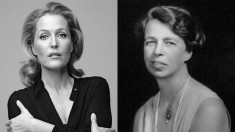 Gillian Anderson to play Eleanor Roosevelt in new TV anthology