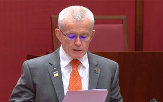 One Nation launch petition to compel gendered language on government materials
