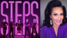 Michelle Visage teams up with Steps for 'Heartbreak in the City'