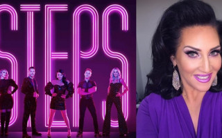 Steps and Michelle Visage drop video for 'Heartbreak in the City'