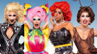 'RuPaul's Drag Race Down Under' reveal official podcast with Justin Hill