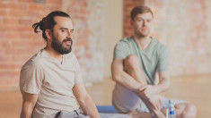 Getting into yoga is not as big as a stretch as you might think