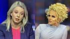 Courtney Act challenges the logic of Senator Bridget McKenzie