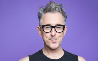 Alan Cumming is not acting his age on Australian tour this June & July