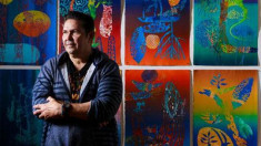 Tributes for Indigenous artist and rights advocate Arone Meeks