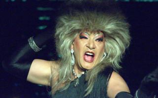 Remembering Kim Jones, the amazing drag star Karlotta
