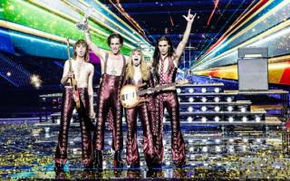 Italy's Måneskin wins Eurovision 2021 with 'Zitti e buoni'