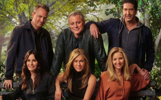 'Friends' reunion censored in China over LGBT content