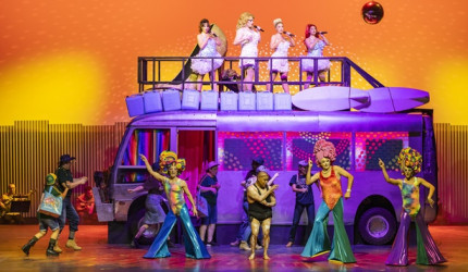 'Priscilla: Queen of the Desert – The Musical' delivers a camp party