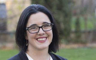 Ella Haddad is Tasmanian Labor's new LGBTIQA+ spokesperson