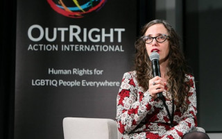 Jessica Stern appointed as US Special Envoy for LGBTQI+ rights