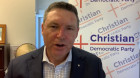 Lyle Shelton no longer endorsed by Christian Democrat leader Fred Nile