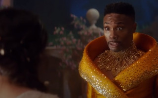 Billy Porter sparkles as fairy godparent in first look at new 'Cinderella'