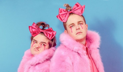 Melbourne band Cry Club are coming to Cherry Bomb