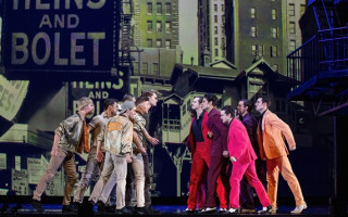 Review   The classic musical 'West Side Story' comes to Crown