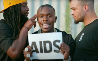 DaBaby meets with HIV organisations to learn about stigma