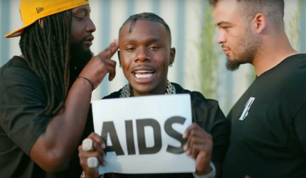 Rapper DaBaby releases video addressing AIDS comments controversy