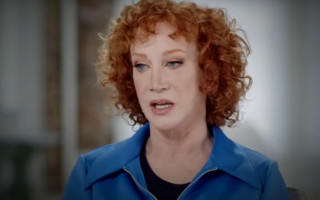 Comedian Kathy Griffin shares she's been treated for lung cancer