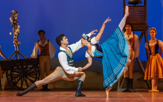 Review | 'Coppélia' is a fun-filled jape that will have you laughing