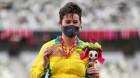Non-binary athlete Robyn Lambird makes history at Paralympics