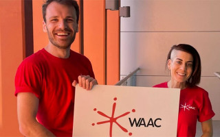 Conrad Liveris is the chair of WAAC, as the organization enters a new era