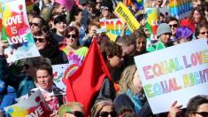 Federal politicians sent brochure ahead of religious freedom legislation