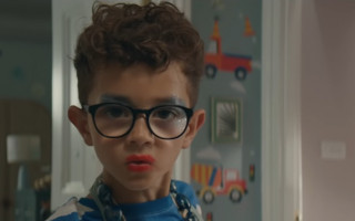 British ad gets attention for featuring a kid living out his drag fantasy