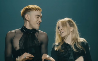 Kylie re-teams with Years & Years for new track