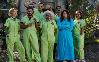 Jack Charles & Nakkiah Lui star in new ABC comedy 'Preppers'