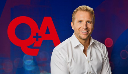 NSW man convicted over death threats to staff at the ABC's Q+A program
